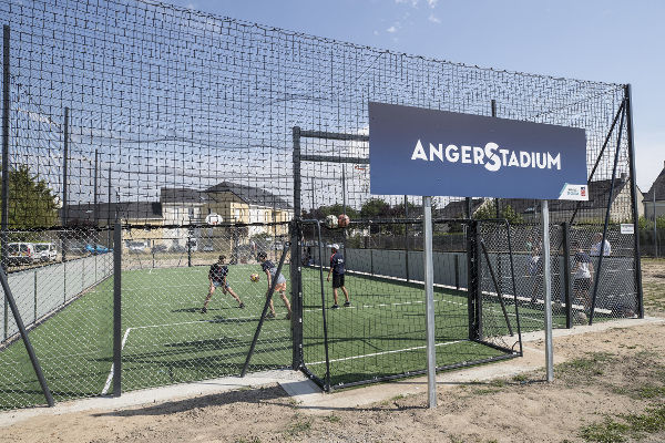 Angers, l'excellence sportive